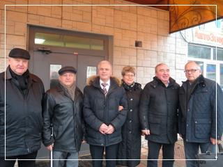 Вице-президента ВОС Сипкин В.В. посетил Альметьевское РПП«Юго-Восток»