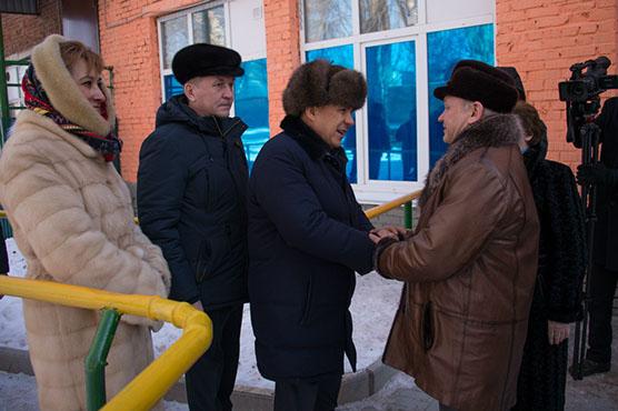 Президент Республики Татарстан Рустам Минниханов посетил Альметьевское РПП «Юго-Восток»